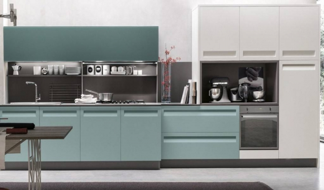 Rewind Luxury Kitchen Designs Sydney - Eurolife