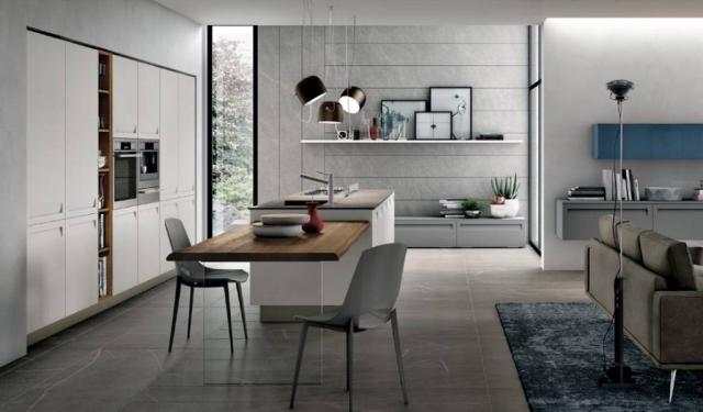 Rewind Modern Kitchen Designer - Eurolife Sydney