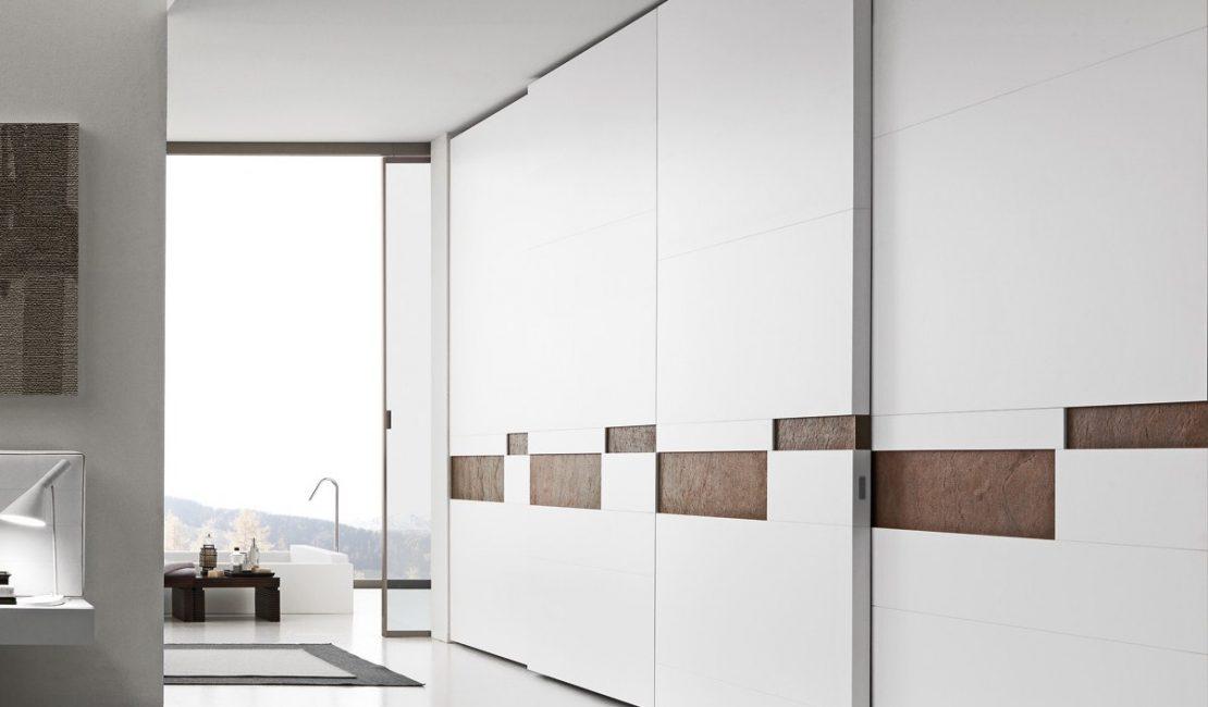 Moderned Split sliding Door Wardrobes Sydney - Eurolife