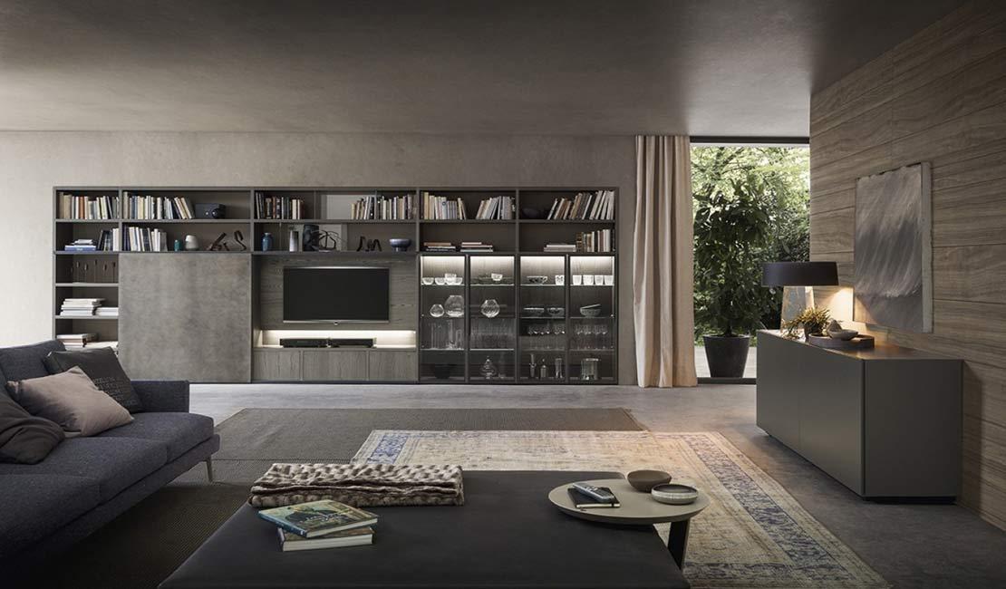New Model Bookcases Wall Storage Sydney - Eurolife