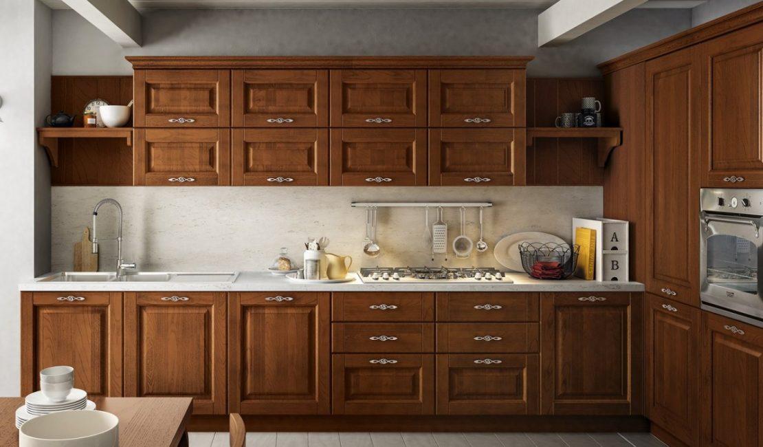 Saturnia Sydney Traditional Kitchen Renevotion - Eurolife