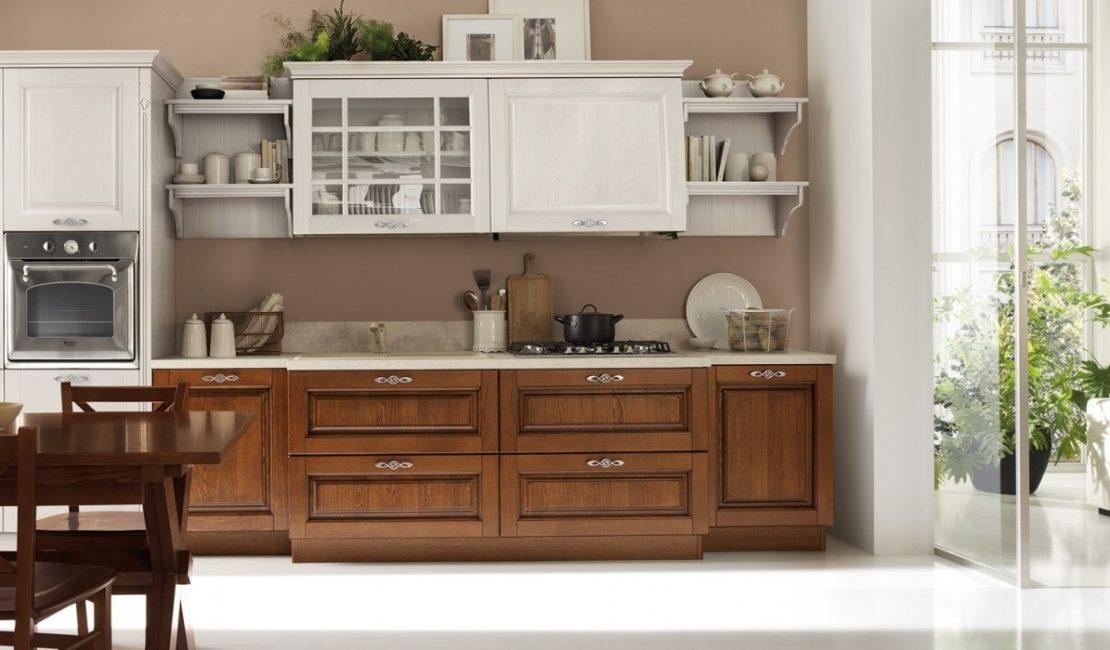 Saturnia Sydney Traditional Kitchen - Eurolife