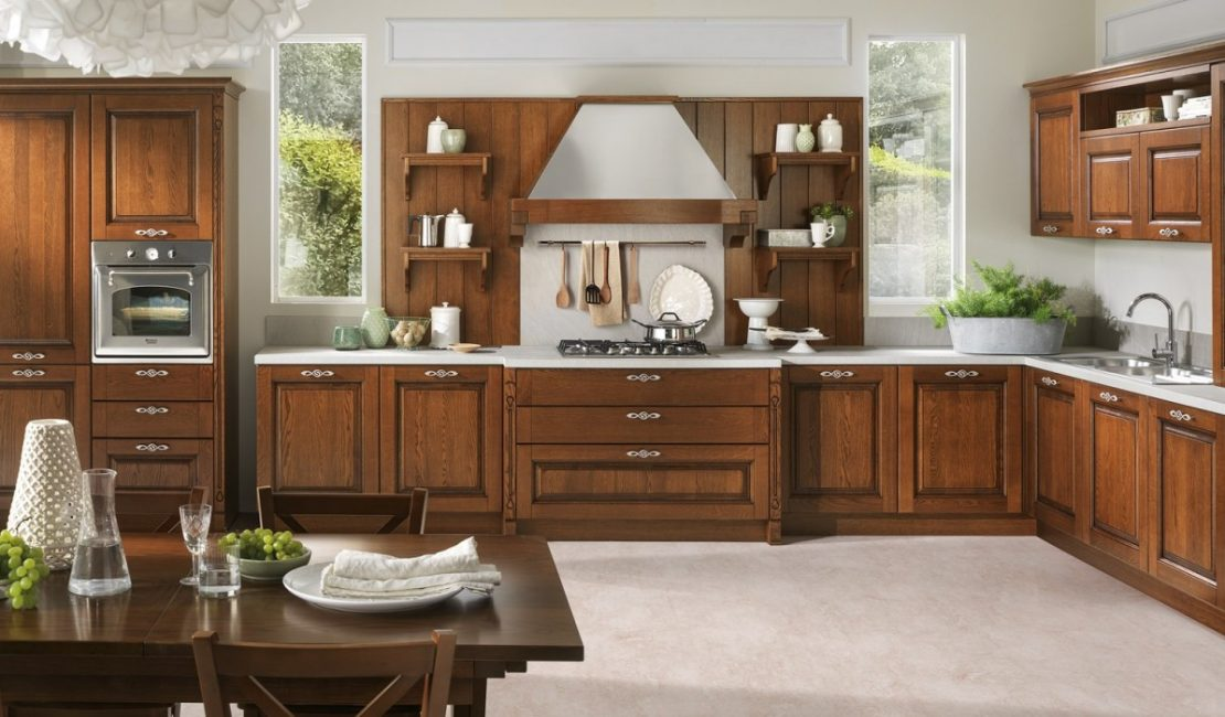 Saturnia Traditional Kitchen Sydney - Eurolife