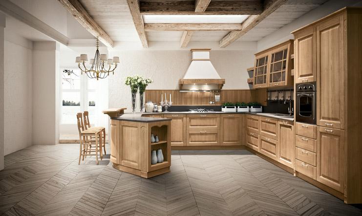 Stylish Classic Kitchens Sydney - Eurolife