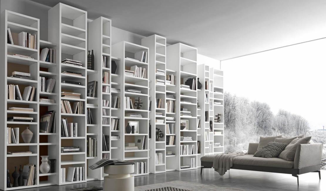 Unique Bookcase Wall Storage Sydney - Eurolife