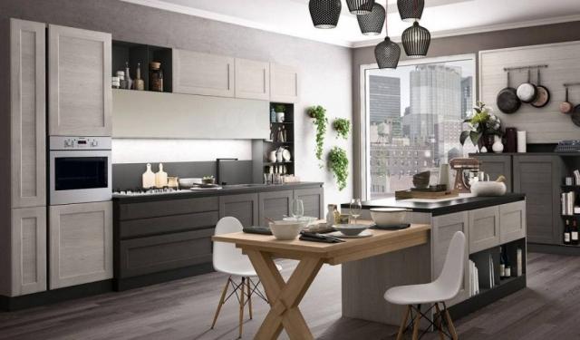York Contemporary Kitchens Renovation Sydney - Eurolife