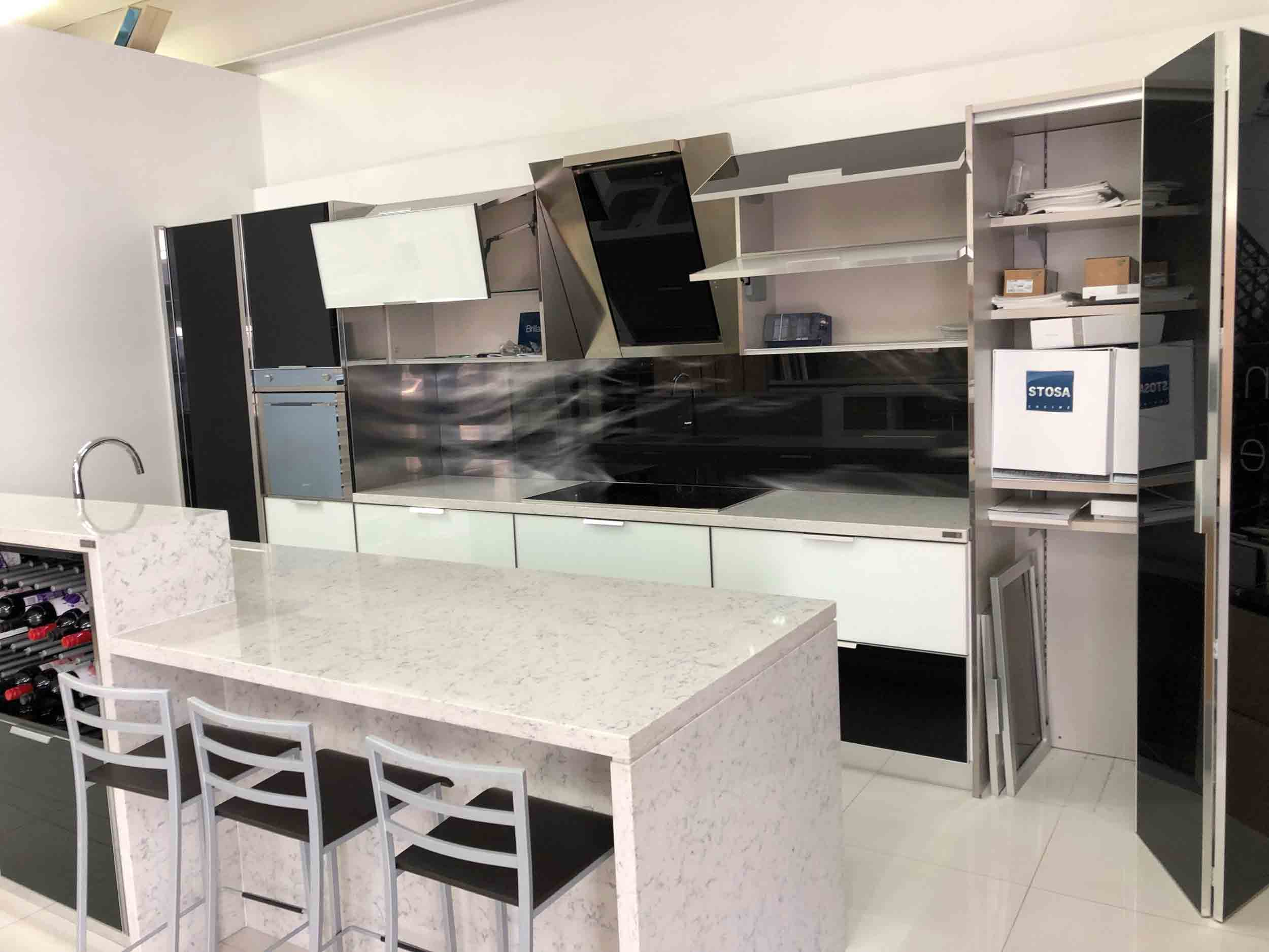 Ex-Display Modern Kitchen Brilliant