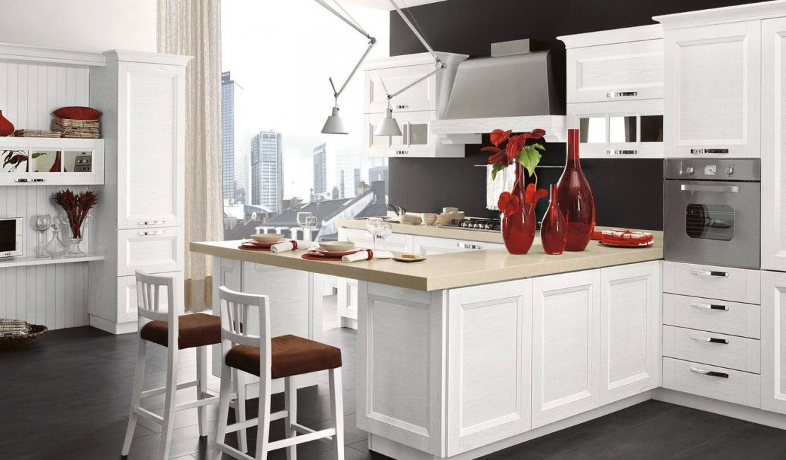 Custom Contemporary Kitchen Designs - Beverly Sydney