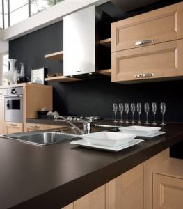 Contemporary Designer Kitchens Sydney - Beverly Eurolife