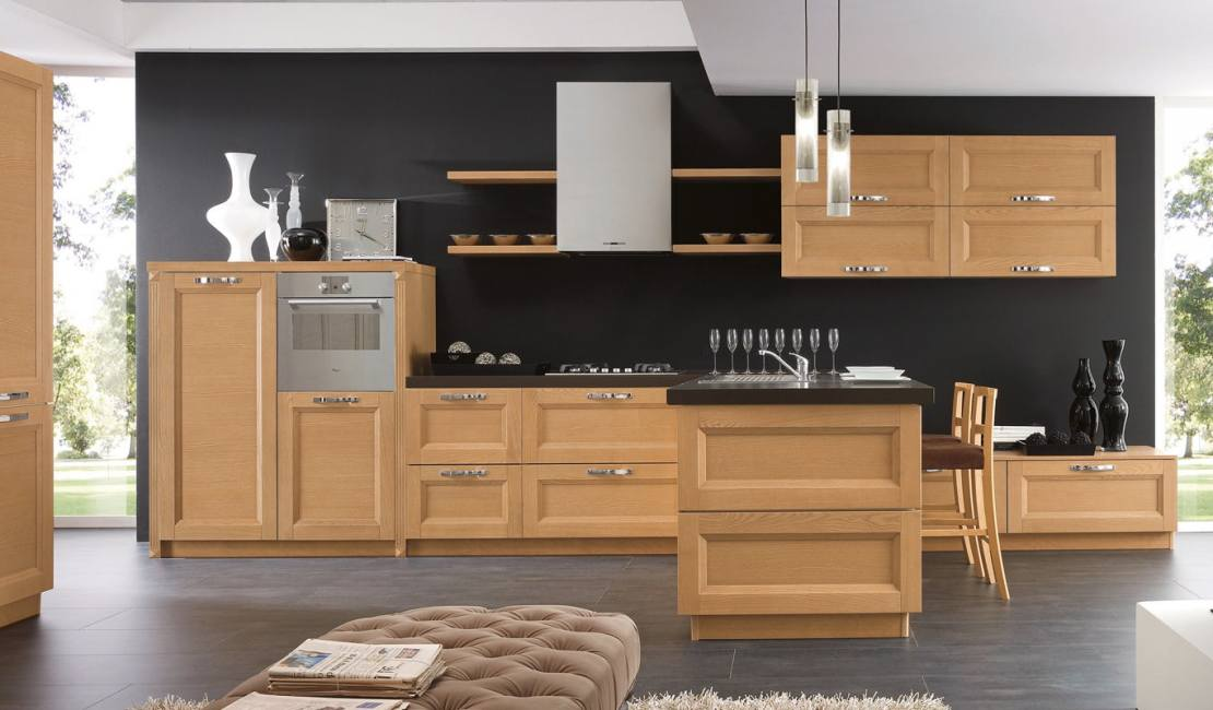 Beverly Contemporary Kitchen Designs Balmain - Eurolife Sydney