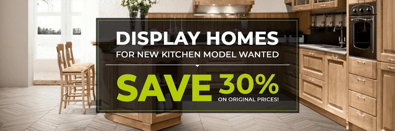 Display Homes Wanted - Kitchens Sydney