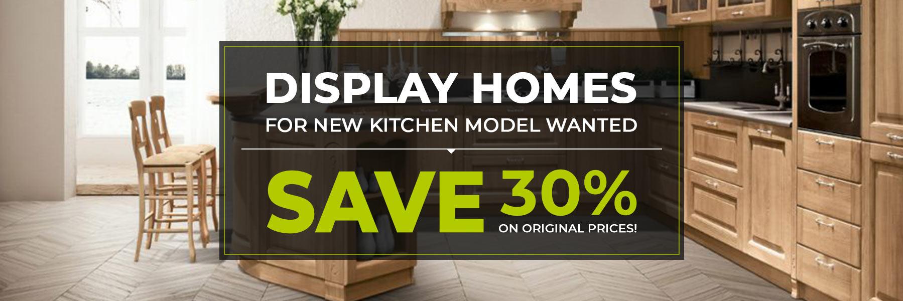 Display Kitchens Wanted Sydney - Eurolife