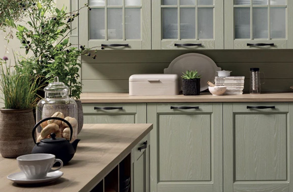 natural wood virginia kitchens - eurolife
