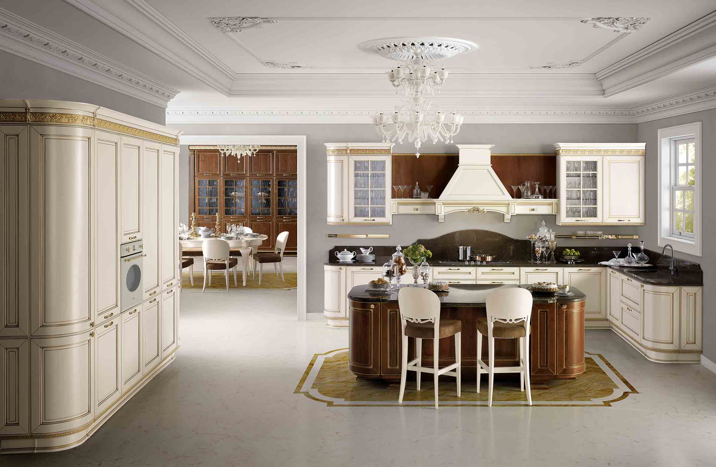 Classic Dolcevita Sydney Traditional Kitchens Renevotions - Eurolife