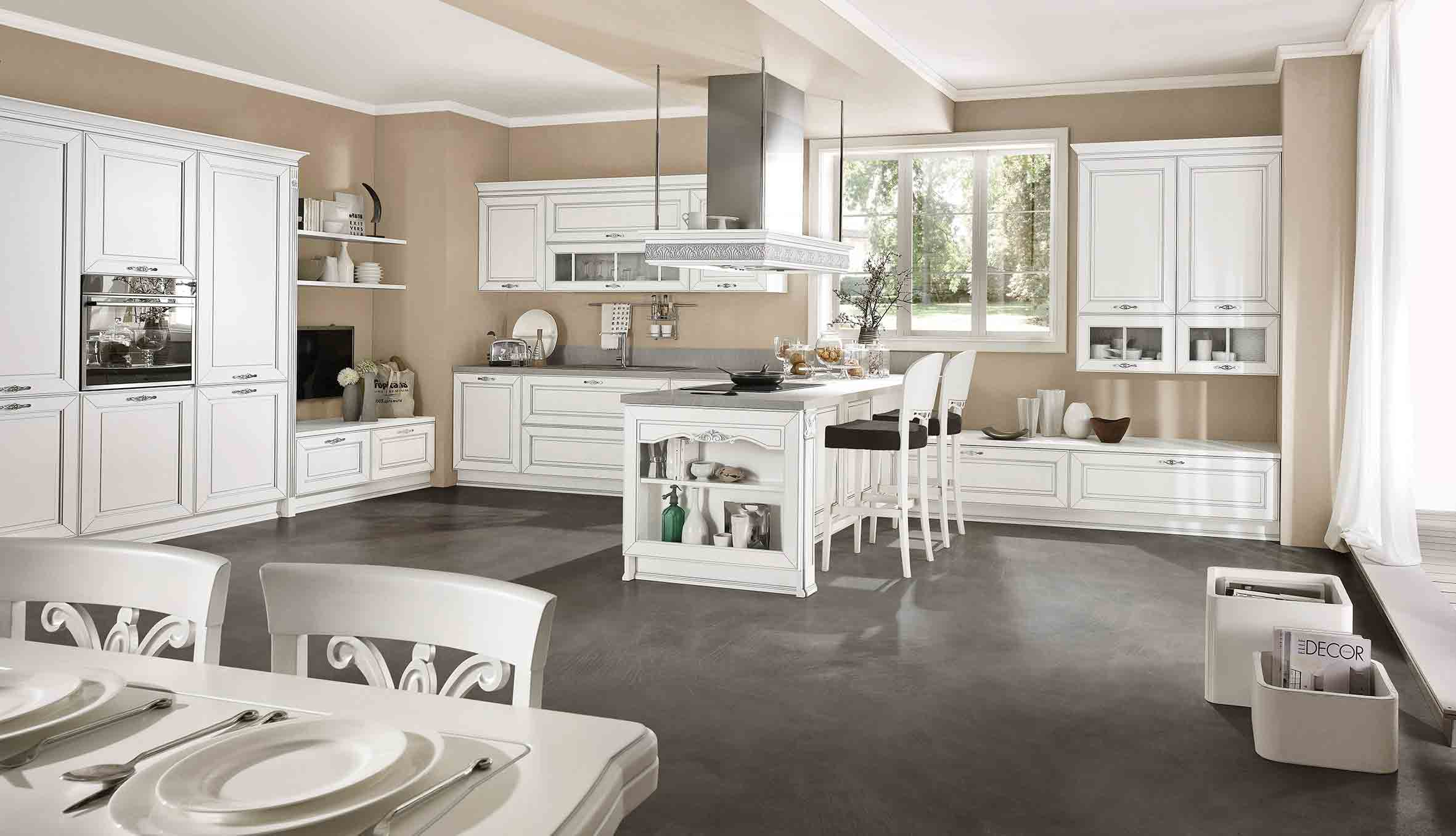 Classic Dolcevita Traditional Kitchen Renevotion Sydney - Eurolife