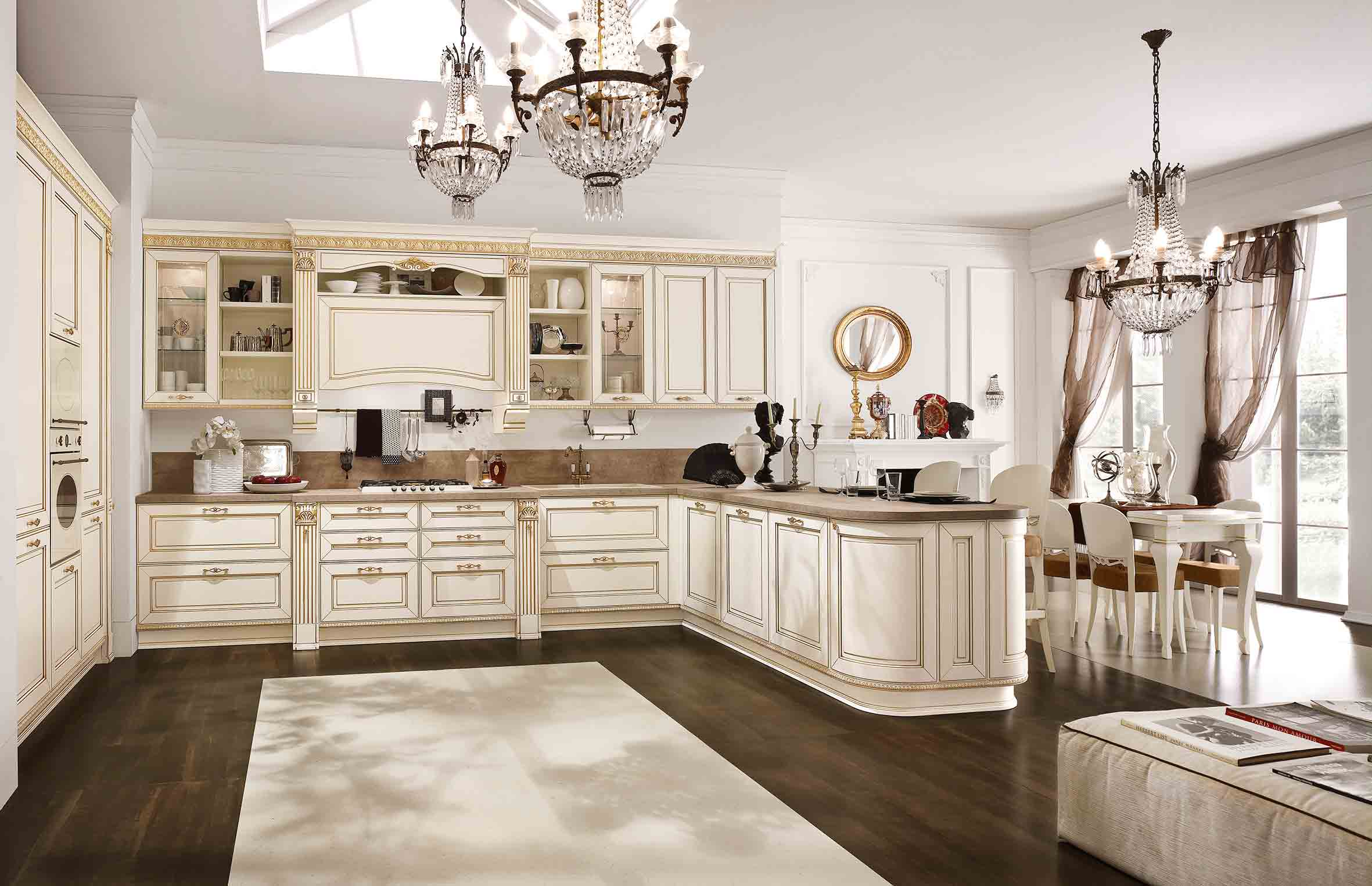 Classic Dolcevita Traditional Kitchens Renevotions Sydney - Eurolife