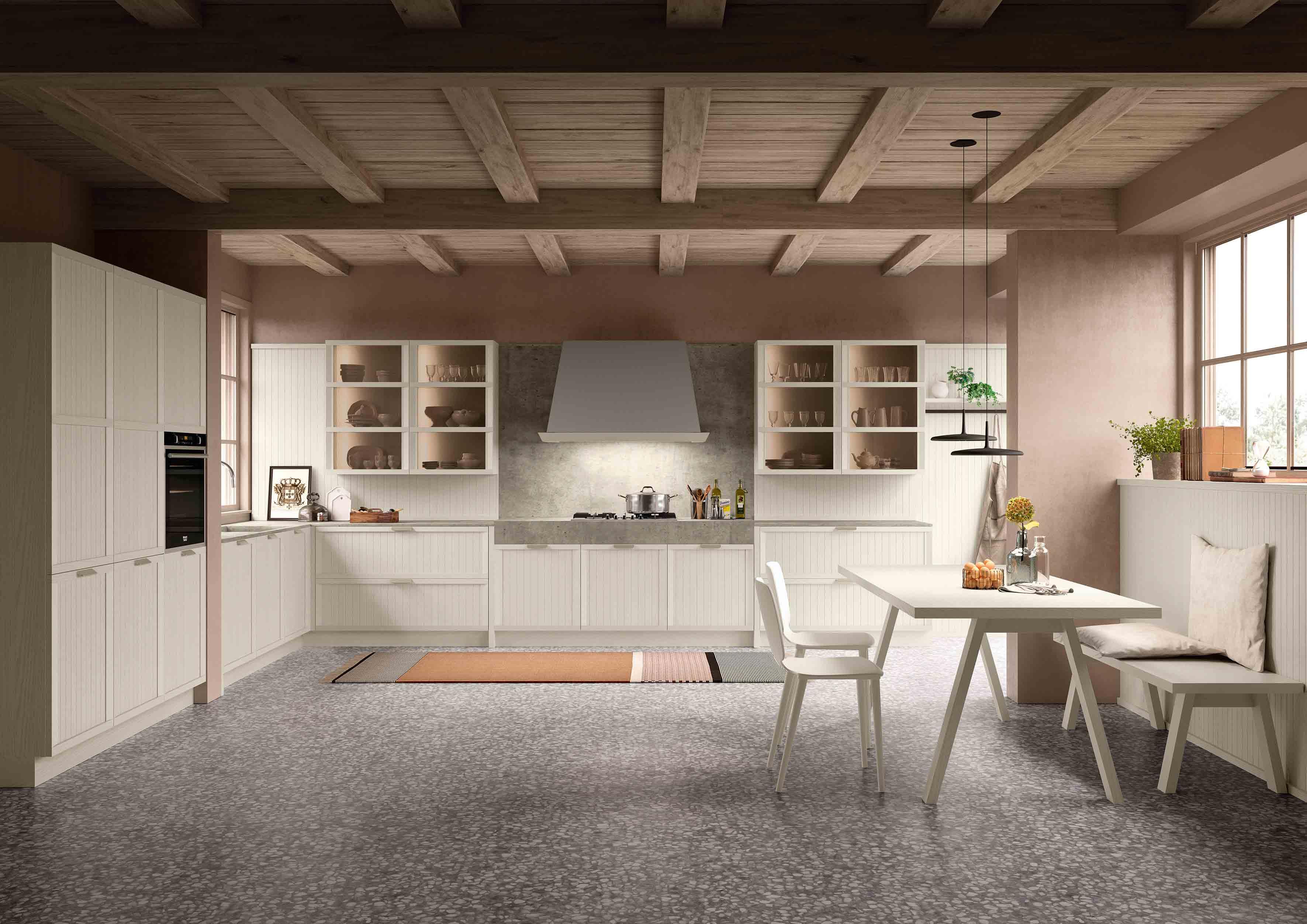 Stosa Tosca Traditional Kitchen Sydney - Eurolife