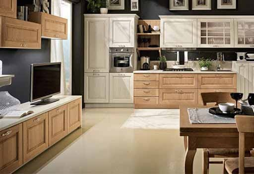 Wooden Kitchen Renovations Sydney Eurolife