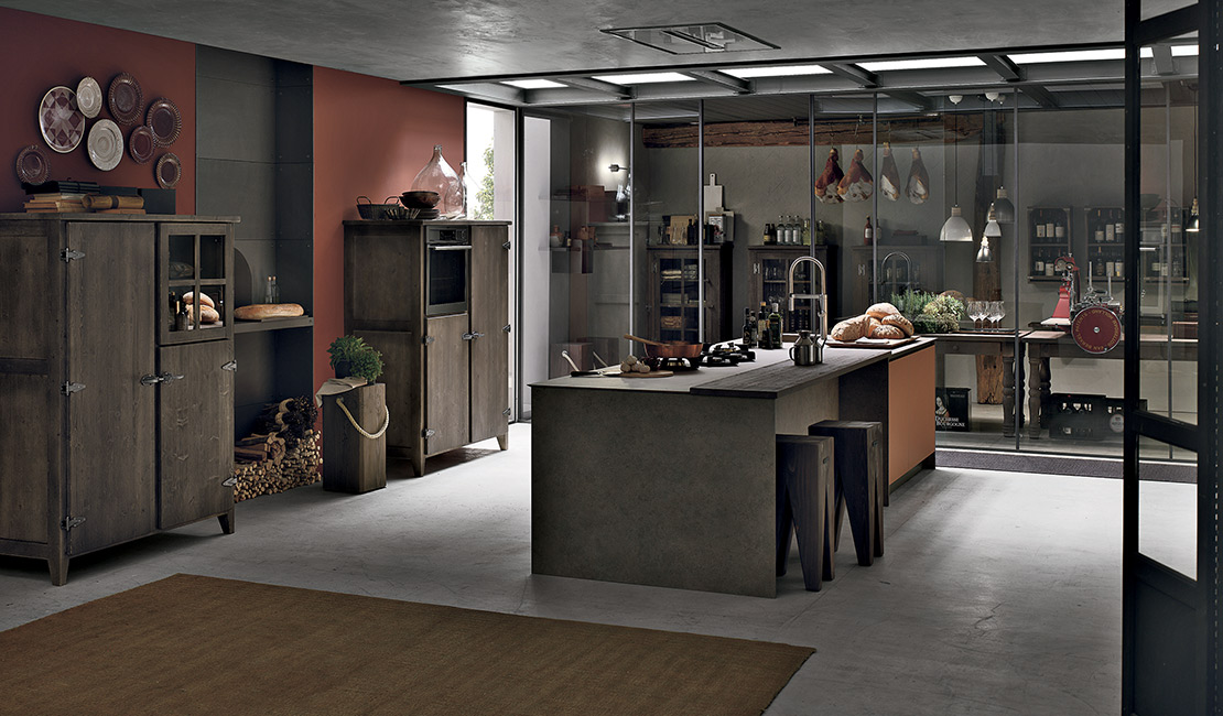 Aliant Modern Italian Kitchens Sydney - Eurolife
