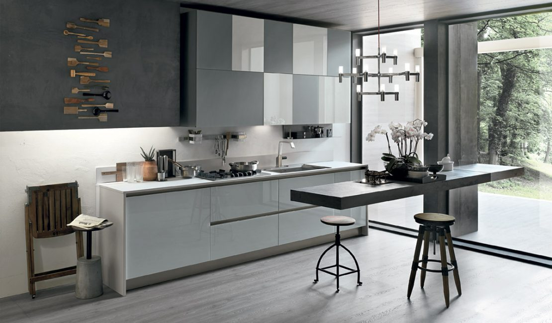 Aliant Modern Kitchen Sydney - Eurolife