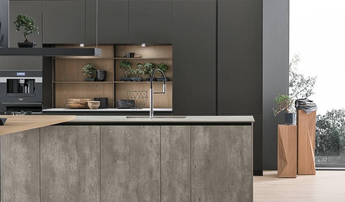 Aliant Reply Modern Kitchen Sydney - Eurolife