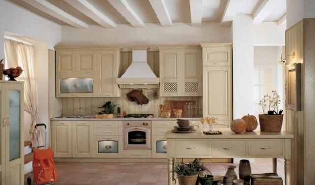 Ginevra SydneyTraditional Kitchen - Eurolife