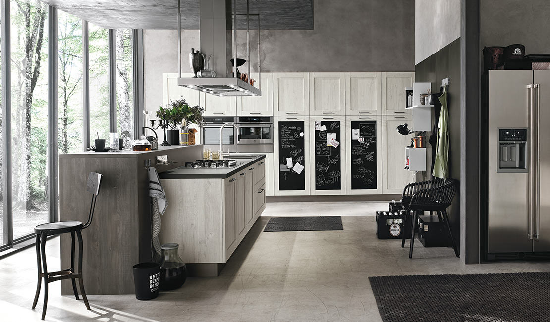 Italian Modern Kitchens Sydeney - Eurolife